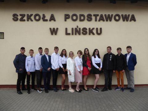 Ukończenie szkoły przez klasę VIII