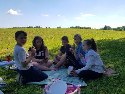 Piknik klasy 3